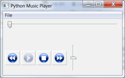 wxPython: Creating a Simple MP3 Player - The Mouse Vs  The