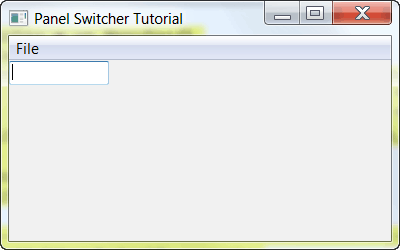 wxPython: How to Switch Between Panels - The Mouse Vs  The