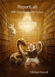 ReportLab: PDF Processing with Python