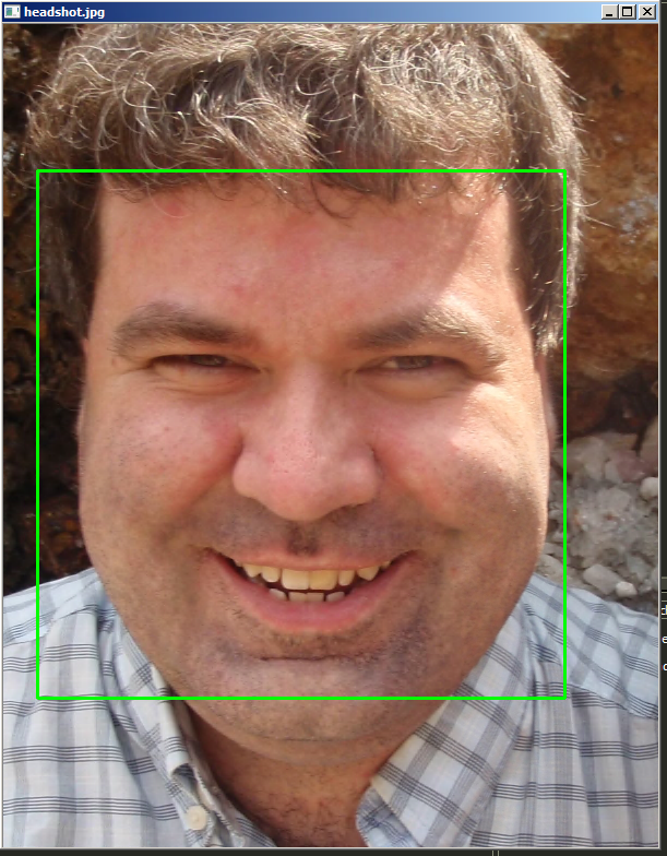 Face Detection Using Python and OpenCV - The Mouse Vs  The Python
