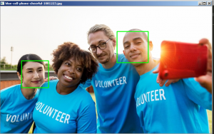 Face Detection Using Python and OpenCV - DZone Open Source
