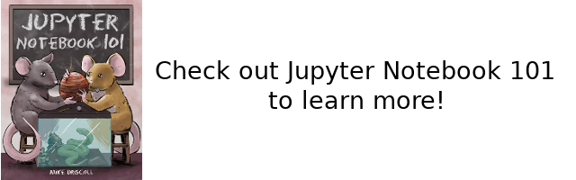 Getting Started with JupyterLab - The Mouse Vs  The Python