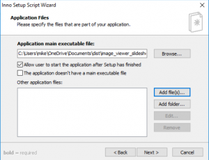 pyinstaller exe file example
