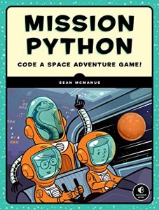Book Review: Mission Python - The Mouse Vs  The Python