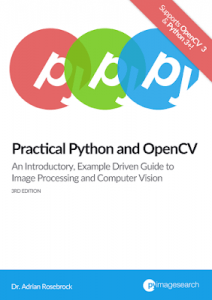 Practical Python and OpenCV cover