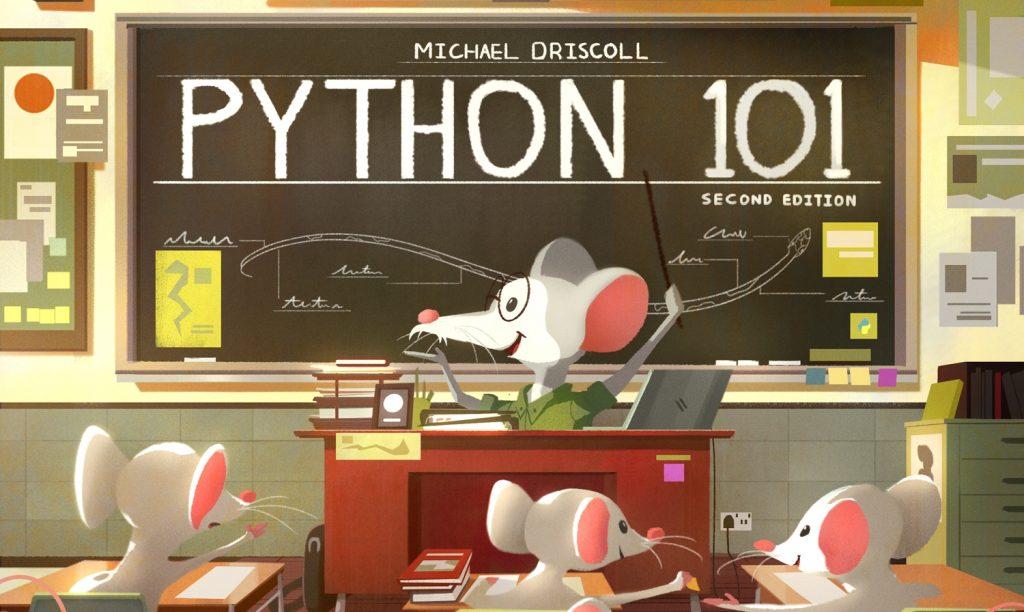 Python 101 2nd Ed Kickstarter