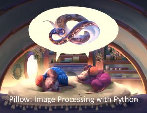 Pillow: Image Processing with Python Kickstarter