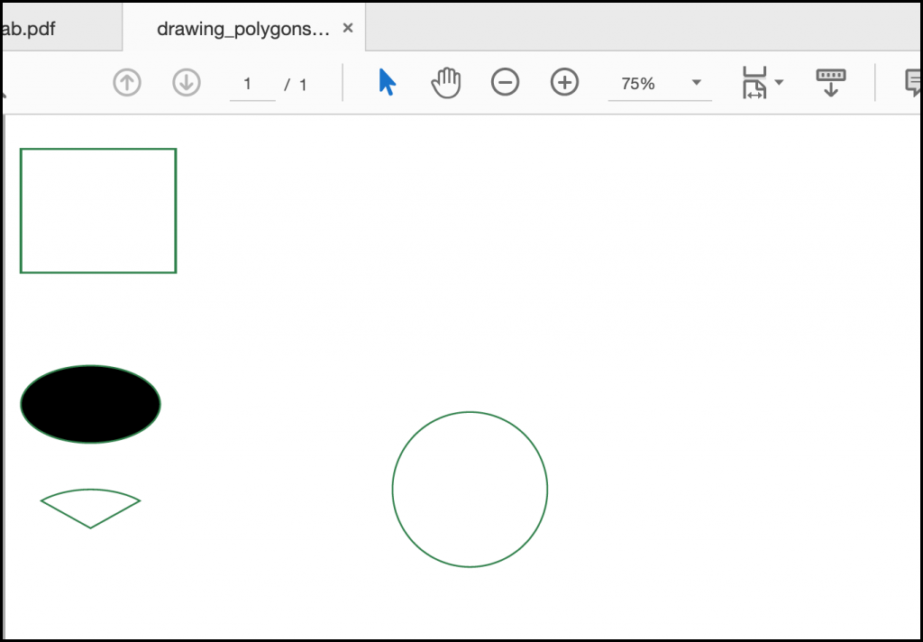 Creating Polygons with ReportLab